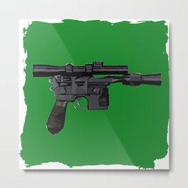 DL-44 Blaster Metal Print