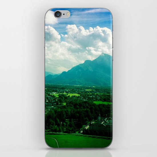 Salzburg iPhone & iPod Skin