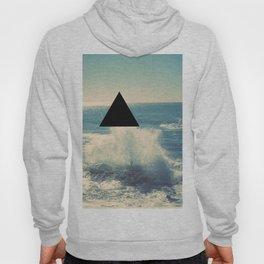 Where The Ocean Meets The Sky Hoody