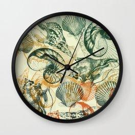 ocean shake Wall Clock