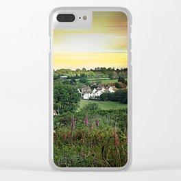 Felton Common Clear iPhone Case