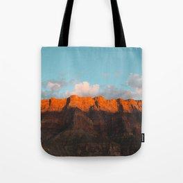 Last Light Tote Bag