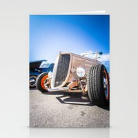 ford Stationery Cards featuring Ford by Nsmphotography
