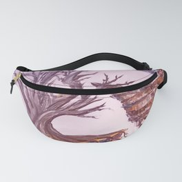 Tree of Solitude Fanny Pack