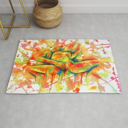 Colorful Climax Rug
