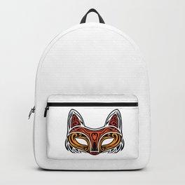 Fox Mask Backpack
