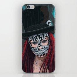 Voo Doo iPhone Skin