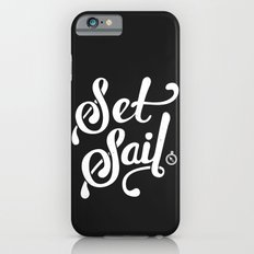 Set Sail Slim Case iPhone 6s