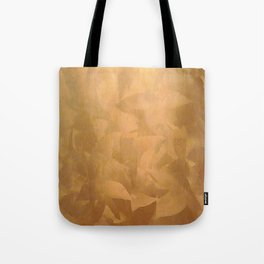 Brushed Copper Metallic Paint - What Color Goes With Copper - Corbin Henry Tote Bag