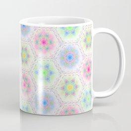 Whipped Cream in Sherbert Colors Coffee Mug