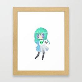 Dreadful (NO TEXT) Framed Art Print