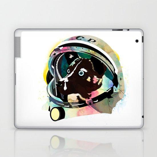 Laika Laptop & iPad Skin