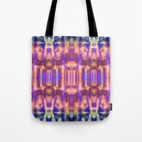 architecture Tote Bags featuring Architecture. by Assiyam