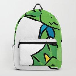 Triceratops Dinosaur school kid animal gift Backpack