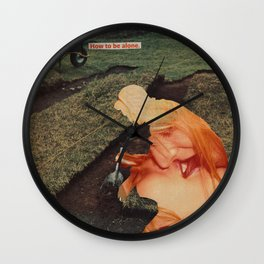 I'm still in love with my ex. what can I do? Wall Clock