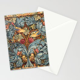 "William Morris ""Acanthus and vine"" 2. Stationery Cards"