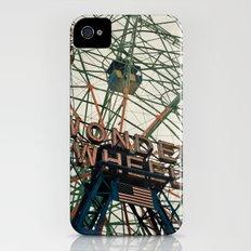 Coney Island Wonder Wheel Slim Case iPhone (4, 4s)