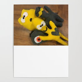 Scarboo babies series - FRED AND FRIENDS Poster