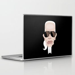 Karl Lagarfeld Laptop & iPad Skin