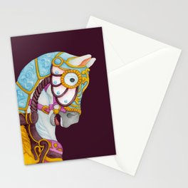 Carousel Horse - Clara Stationery Cards