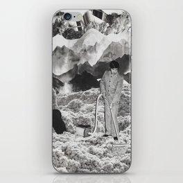 Untold Stories Under the Carpet iPhone Skin