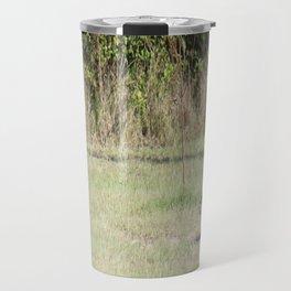 Drying off Travel Mug
