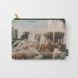 Fountain View 3 Carry-All Pouch