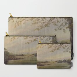 Blissful Meadow Carry-All Pouch