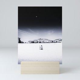 The Infinity Flying Kite Mini Art Print