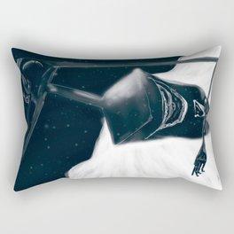 Goddess Nyx and the inevitable Rectangular Pillow