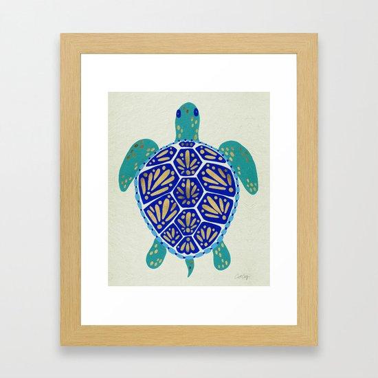 Sea Turtle by catcoq