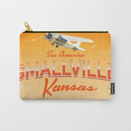 Smallville Kansas Sunset edition Carry-All Pouch