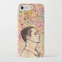 storm iPhone & iPod Cases featuring Storm by C86 | Matt Lyon