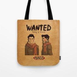Mako - Enemy of Women Tote Bag
