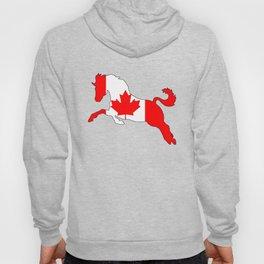 "Horse ""Canada"" #2 Hoody"