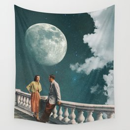 BEYOND LOVE Wall Tapestry