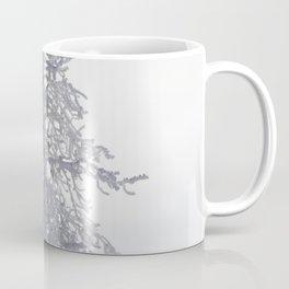 Yellowstone National Park - Ice Covered Tree Coffee Mug
