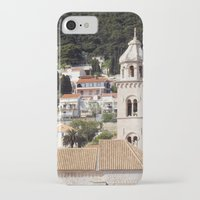 buildings iPhone & iPod Cases featuring BUILDINGS by Greenteaelf