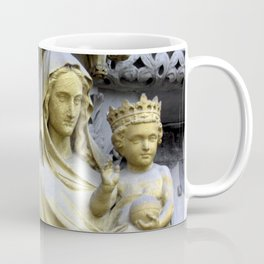 Holiest Mother and Child, View I Coffee Mug