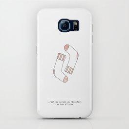 Bas d'laine iPhone Case