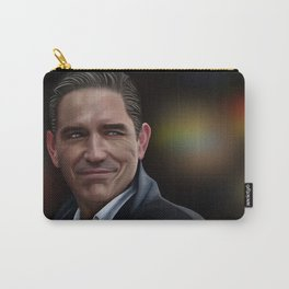 Jim Caviezel as John Reese Carry-All Pouch