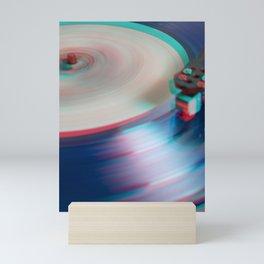 Vinyl Glitch Mini Art Print