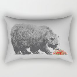 Cannibalism Rectangular Pillow