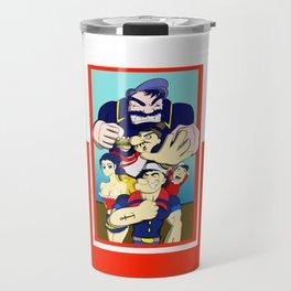 Sailor Group Photo Travel Mug