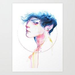 Callisto Art Print