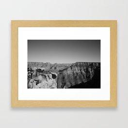 The Grand Canyon - South Rim Framed Art Print