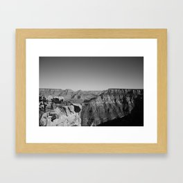 The Grand Canyon - South Rim Framed Art Print