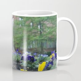 Spring Time at the William Pitt Student Union Coffee Mug