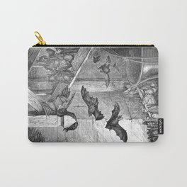 Bats at Home Carry-All Pouch