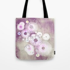 Phantasie in lila - Fantasy in purple Tote Bag